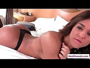 Shemale wants her asshole banged hard 15